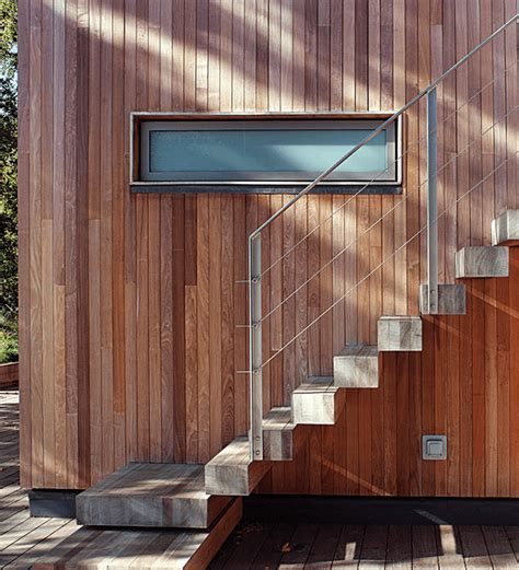 wood cladding ideas build