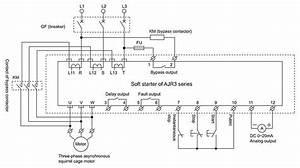 Ajr3 Intelligent Motor Soft Starter