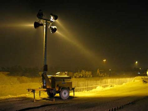 light tower rentals east oilfield supply company