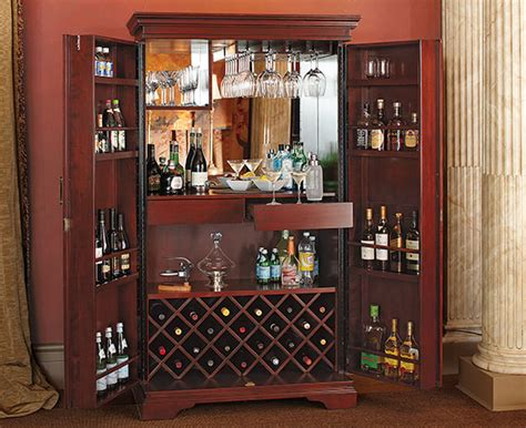 Wine Furniture & Home Wine Bar Cabinets  Le Cache