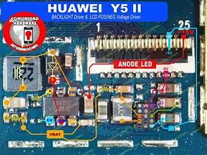 Huawei Y5 Ii Display Light Solution