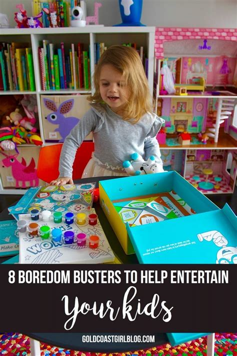 8 boredom busters to help entertain your kids (1) GOLD