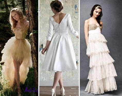 16 Non-traditional Wedding Dresses For The Modern Bride