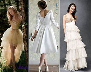 16 non traditional wedding dresses for the modern bride With non traditional wedding dresses for older brides