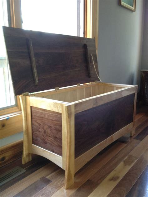 custom lorie hope chest  drake woodworking custommadecom