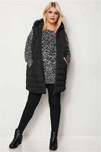 Bon Price Mode : gilet sans manche matelass noir grande taille 44 64 ~ Eleganceandgraceweddings.com Haus und Dekorationen