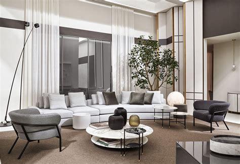 Divani Meridiani by Harold Modular Sofa Meridiani