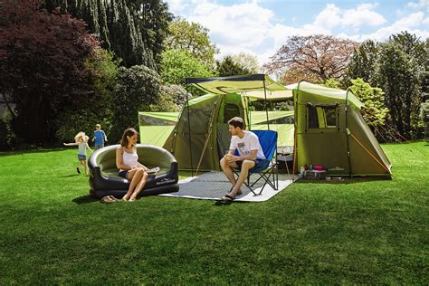 aldi family camping essentials range lands sunday