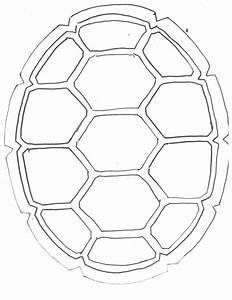 Ninja Turtle Shell Template