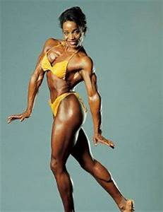 List of African-American female bodybuilders - FamousFix List