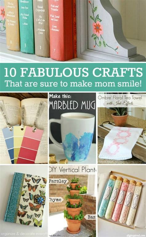 mothers day diy gift ideas fun   gifts