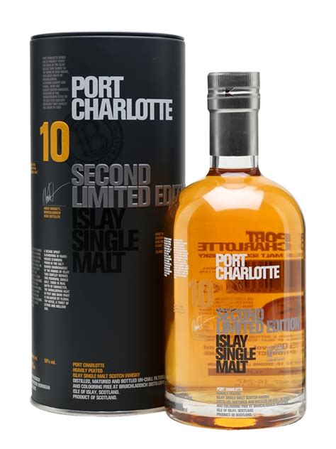 Port Charlotte  Ee   Ee    Ee  Year Ee    Ee  Old Ee   Nd Edition S Tch Whisky