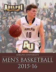 Adelphi University Men's Basketball Media Guide 2015-16 by ...