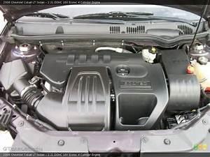 2 2l Dohc 16v Ecotec 4 Cylinder Engine For The 2006 Chevrolet Cobalt  58731455