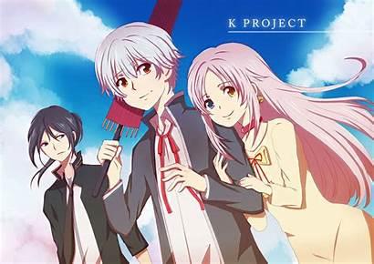 Project Neko Yashiro Kuroh Anime Isana Yatogami
