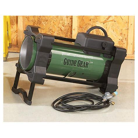 propane heater for garage guide gear 174 125 000 btu propane heater 229026 garage