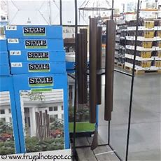 Costco Sale Style Craft Garden Accents Tenor Wind Chime