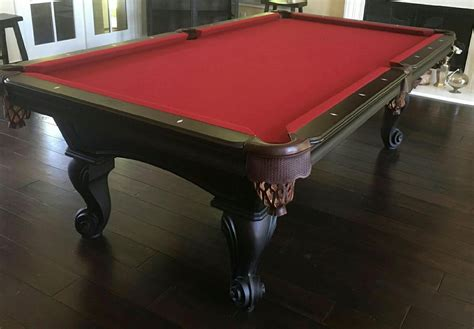 new pool table price pool tables new and preowned great prices