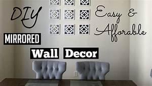 Bedroom mirror wall decor : Bedroom decorative diy mirror wall decor maxresdefault