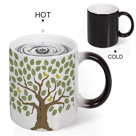 Harry potter marauder's map color changing magic heat sensitive coffee mug 11 oz. Magic Mug , Ceramic Coffee Mug 11oz Tree - Gab-Spot