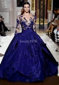 royal blue wedding dress royal blue wedding dress naf dresses