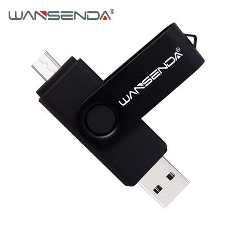 2 In 1 Usb Flash Drive Otg 32gb new usb 2 0 otg usb flash drive 2 in 1 micro usb stick pen