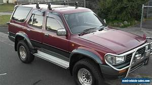Toyota Hilux Surf For Sale In Australia