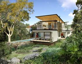 home design building blocks cost of building on a sloping block