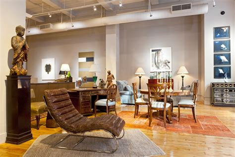 open decor nyc  consignment store  furniture