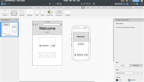 vincents reviews    wireframe tools