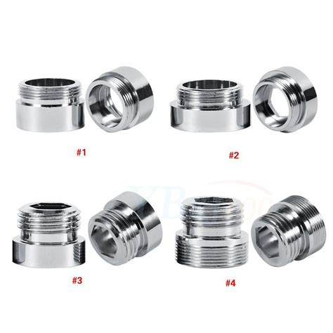 kitchen faucet aerator 22mm g1 2 water purifier faucet aerator adapter kitchen bathroom use eb ebay
