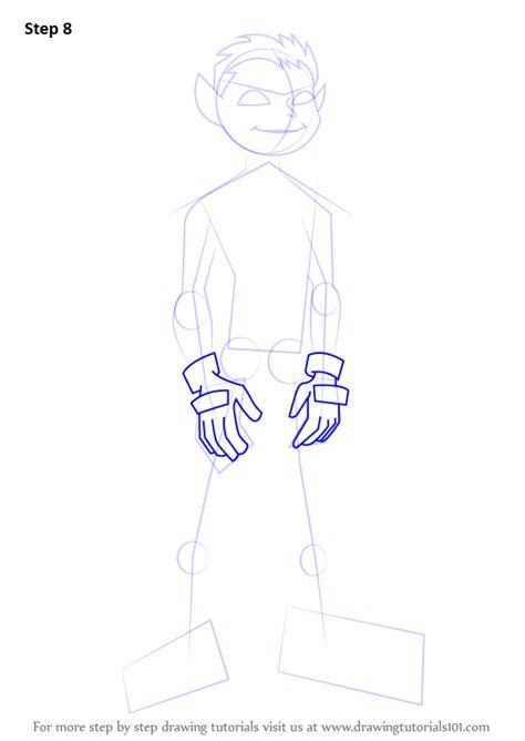 learn   draw beast boy  teen titans teen titans