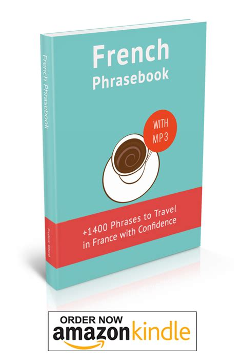 #1 French Phrasebook on Kindle. 1400+ essential French ...