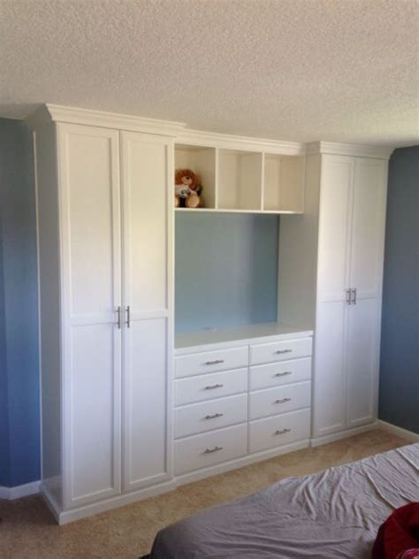 best 25 built in dresser ideas on closet