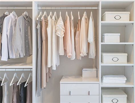 Wardrobe Closet For Hanging Clothes by Best Closet Stock Photos Pictures Royalty Free Images