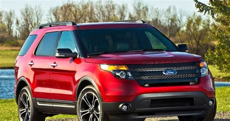 ford explorer owners manual car release date price