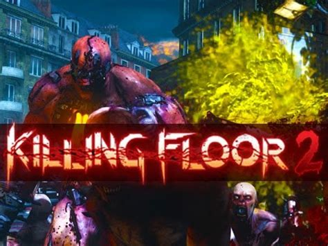 killing floor 2 eviscerator killing floor 2 funny moments fails the eviscerator and boss battle inthefame