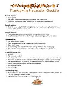 thanksgiving preparation checklist this makes that
