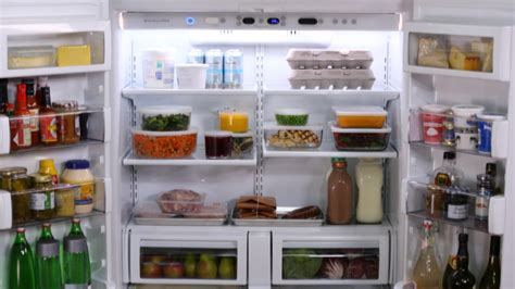 How To Organize Your Fridge To Prevent Waste Desiree