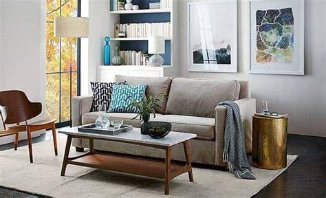 West Elm Living Room For Less
