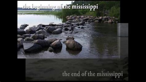 beginning     mississippi river  vimeo