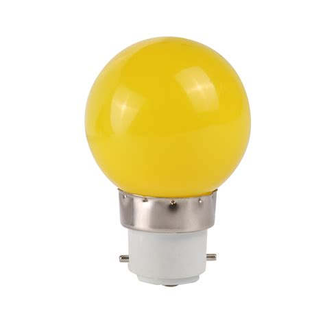 b22 3w led light bulb l colorful ac 220v energy saving