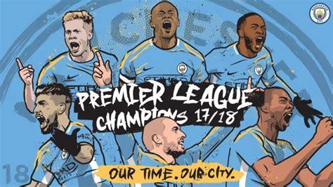 manchester city win  premier league title  man utd
