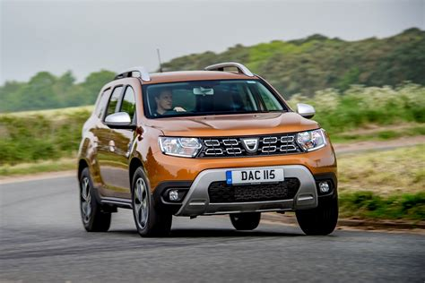 dacia duster tageszulassung dacia duster suv review parkers