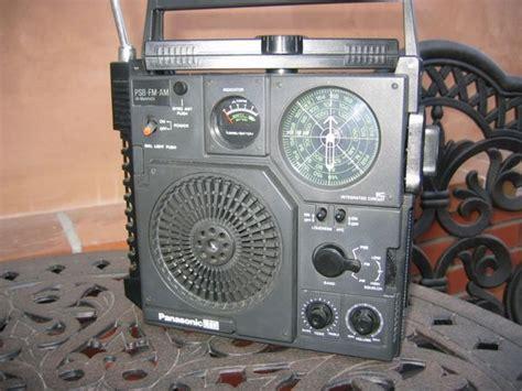 Panasonic Rf-877 To The Rescue