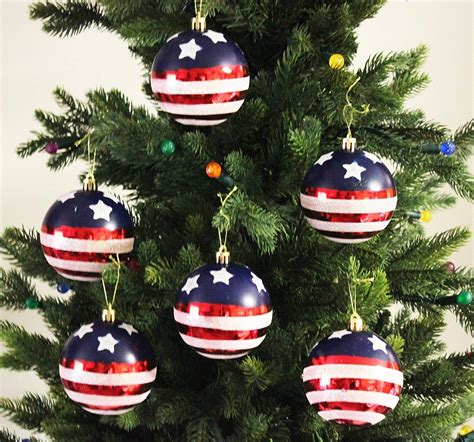americana christmas ornaments where to find the best patriotic tree ornaments