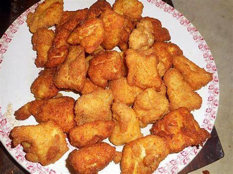 recette nuggets poulet maison recette de nuggets de poulet maison par jeanmerode