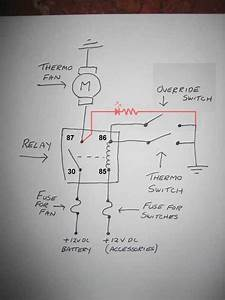 Thermo Fan Wiring - Electrical