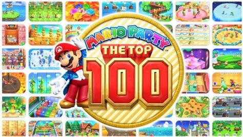 Mario Party The Top 100 Review  A Party I Don't Want To