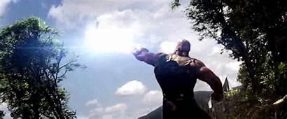 Thor Thanos Marvel God Infinity War Heroes